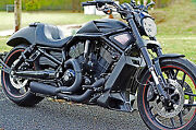 Hd V-rod New Viper Rear Fender For 2012 And Up
