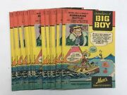 Adventures Of The Big Boy 279 Lot Nm Unread 13 Issues