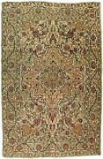 Authentic Antique Lavar Rug. 4and0394x 6and0398