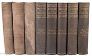 Reference Handbook Of The Medical Sciences By Albert Buck Antique 8 Vol 1885