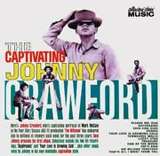 Free Us Ship. On Any 3+ Cds Used,very Good Cd Johnny Crawford The Captivating