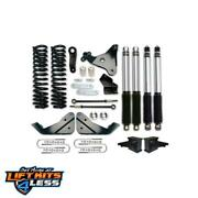 Icon K67100 7 Suspension Lift Kit - Stage 1 For 2005-07 Ford F250/f350 Sd 4wd