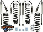 Icon K22002 3 Suspension Lift Kit Stage-2 For 2007-18 Jeep Wrangler Jk 2wd/4wd