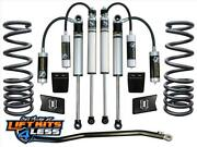 Icon K212502 2.5 Lift Kit - Stage 2 For 2003-2012 Dodge Ram 2500/3500 4wd