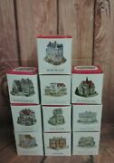 Assorted Liberty Falls Americana Collection. 10 Pieces