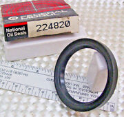 National Oil Seal Single P 224820 / 7101