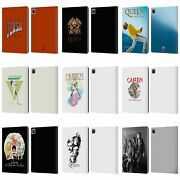 Official Queen Key Art Leather Book Wallet Case Cover For Apple Ipad
