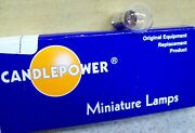 Nos Candlepower 12v 2cp Mini Lamp Replacement Bulb 57