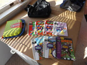 Leap Pad Read And Write Learning System By Leap Frog Includes 7 Books/ Cartridges