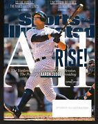 2017 Sports Illustrated New York Yankees Aaron Judge Subscription Issu Excellent