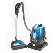 Sirena S10na Hepa Bagless Water Filtration Canister Vacuum