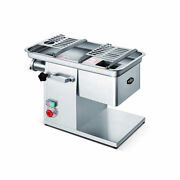 Kws Jq-58 Duo Function Commercial 1950w Electric Fresh Meat Cutter + Grinder