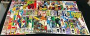Marvel Alpha Flight Vol 1 From 26-127 No Duplicate Vf- To Nm Lot Of 27