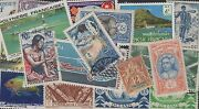 French Polynesia Stamp Collection   105 Different    Top Quality
