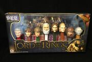The Lord Of The Rings Pez Candy Roll Dispenser Collector Series C.2011  3340
