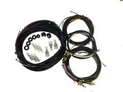 1961-1965 Vw Volkswagen Karmann Ghia Complete Wiring Harness Made In Usa