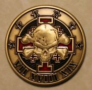 Central Intelligence Agency Vii-xviii-xix Global Response Staff Challenge Coin