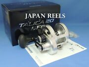 New Shimano Talica 20bfc Tac 20 Bfc Billfish Reel 1-3 Days Fast Delivery