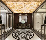 3d Tree Bird Marble 42 Ceiling Wall Paper Print Wall Indoor Wall Murals Ca Carly