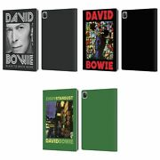 Official David Bowie Album Art Leather Book Wallet Case Cover For Apple Ipad