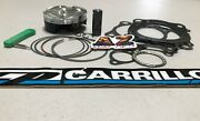 06+ Trx450r Trx 450r 96mm 141 Cp Stock Bore Full Race Coated Piston And Gaskets