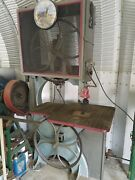 Frank And Co. Antique Band Saw 30 Cut