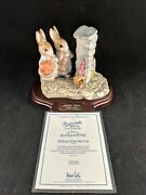 Beswick Ware Royal Doulton Hiding From The Cat 148