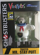 Sdcc 2017 Exclusive Ghostbusters Stay Puft Marshmallow Man Battle Damaged