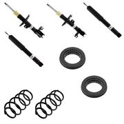 Fits Saab 9-3 2003 - 2011 Front Struts And Rear Shocks Coil Springs Bearing Kit