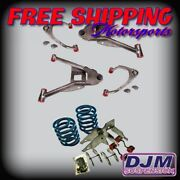 2015 Chevy Tahoe Suburban Complete 3/4 Djm Kit With Cast Aluminum Spindle