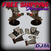 1992 - 1999 C2500 / C3500 3 Front / 4 Rear Complete Lowering Kit By Djm