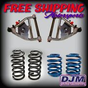 1971 - 1972 C10 W/coil Spring Rear And Front Disc Brakes Complete Djm Kit