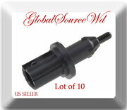 Lot Of 10 Pieces Air Intake / Charge Temperature Sensor Fits Acura And Honda