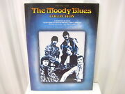 The Moody Blues Collection Sheet Music Song Book Songbook Piano Vocal Guitar