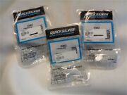 Mercury Quicksilver 85083 Faceplate Lot Of 3 Marine Boat