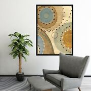 3d Color Circular 445 Fake Framed Poster Home Decor Print Painting Unique Art
