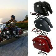 Saddlebags Electronic Latch Lid For Indian Chieftain Dark Horse 16-18 3 Colors