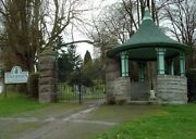 Two Burial Grave Plots - Evergreen Funeral Home And Cemetery In Everett Wa