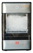 Opal Nugget Ice Maker For Home The Good Ice Bluetooth Stainless Steel
