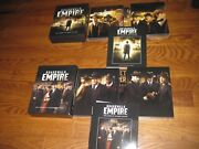 Lot Of [2] Boardwalk Empire The Complete Season's 1 And 2 Blu-ray Disc Fast Ship