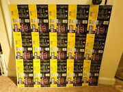 Industrial Sheet Old Bay Cans Collectible Production Chesapeake Baltimore Ravens