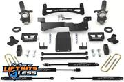 Fabtech K2004m 6 Lift Kit W/stealth Shocks For 1997-04 Ford F-150/heritage 4wd