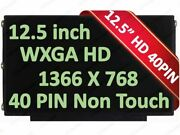 New Lg Philips Lp125wh2slb3 Display 12.5 Hd Led 40pin Ips Lp125wh2-slb3