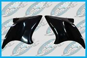 Dirty Bird Concepts Dbc-248b Smooth Pop-on Side Filler Panels Harley 14-20