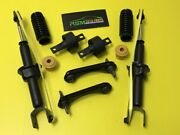 88-95 Civic Crx Rear Shock Absorber And Bellow Cushion + Arm Trailing Bushing Kit