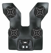 Ssv Works Wp3-wc2o4a - Arctic Cat Wildcat Overhead Bluetooth 4 Speaker System