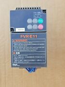 Fuji Electric Fvr0.2e11s-2 Low Noise High Performance Inverter 3 Phase