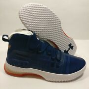 Mens Ua Under Armour Project Rock 1 One Shoes The Rock Limited Size 10.5 In Hand