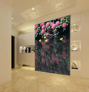 3d Duck Lake Flowers 5 Wall Paper Wall Print Decal Wall Deco Indoor Mural Summer