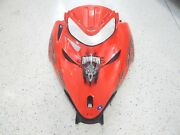 Polaris Snowmobile 2006-2017 Iq Chassis Indy Red Rmk Hood 2633450-293